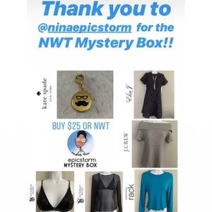 New Clothing Mystery Box